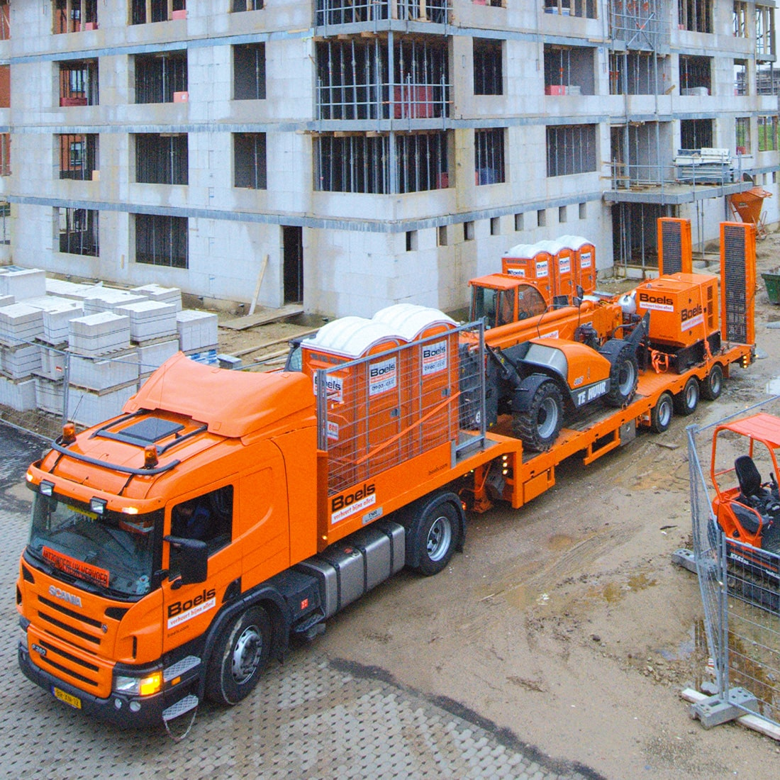 Boels Rental - inspHire Company